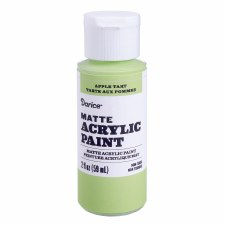 Matte Acrylic Paint, 2oz- Apple Tart