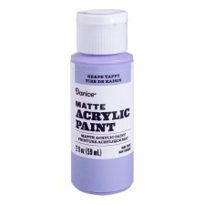 Matte Acrylic Paint, 2oz- Grape Taffy