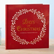 Day of Christmas Gift Book