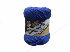 Sugar 'n Cream Yarn- #1131 Dazzle Blue