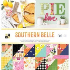 12x12 DCWV Paper Stack- Southern Belle