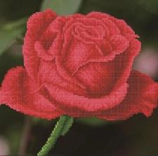Diamond Facet Art Kit- Rose Bud
