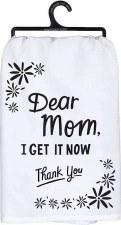 Dish Towel- Dear Mom