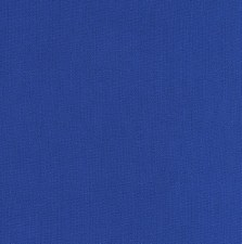 "Kona Cotton 44"" Fabric- Blues- Deep Blue"