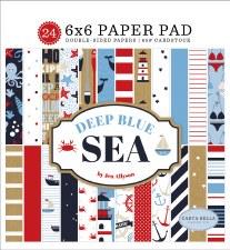 Deep Blue Sea 6x6 Paper Pad