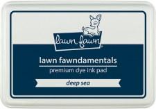 Lawn Fawn Premium Dye Ink- Deep Sea
