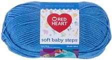 Soft Baby Steps Yarn- Deep Sky