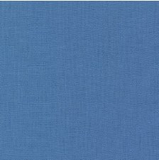 "Kona Cotton 44"" Fabric- Blues- Delft"