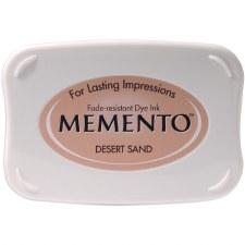 Memento Dye Ink Pad- Desert Sand