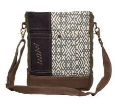 Myra Shoulder Bag- Design Pattern