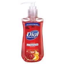 Dial Hand Soap, 9.375oz- Pomegranate Nectarine