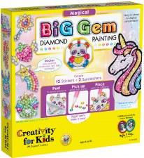 Creativity for Kids Big Gem Craft Kit- Magical