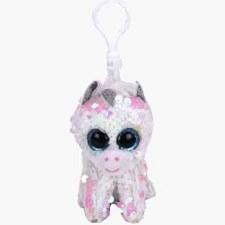 Beanie Flippable Sequins Collecion, Clip- Diamond the Unicorn