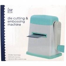 Die Cutting & Embossing Machine