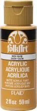 FolkArt 2 Oz. Acrylic Paint- Dijon