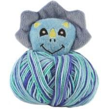 Lovey Tops Yarn- Dinosaur