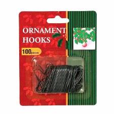 Ornament Hooks - 100ct.
