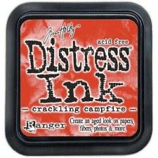Tim Holtz Distress Ink- Crackling Campfire