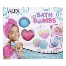 Alex Spa Kit- DIY Bath Bombs