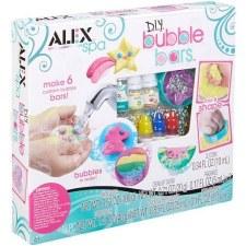 Alex Spa Kit- DIY Bubble Bars