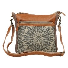 Myra Crossbody Bag- Dizzy Circle