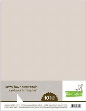 Lawn Fawn Cardstock Pack- Dolphin