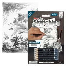 Sketching Made Easy Set- Dolphins