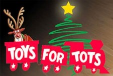 DONATION - TOYS FOR TOTS
