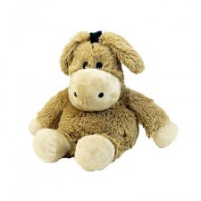 Warmies Cozy Plush: Donkey