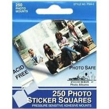 """Photo Squares, .5""""- 250ct"""