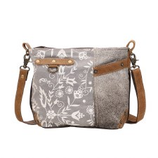 Myra Shoulder Bag- Dove
