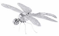 Metal Earth 3D Metal Model Kit- Dragonfly