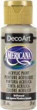 Americana Acrylic Paint, 2oz- Neutrals: Driftwood