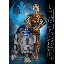 Diamond Art Kit- Star Wars: Droids
