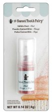 Sweet Tooth Fairy Edible Shimmer Dust Pump- Red