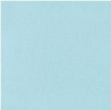 "Kona Cotton 44"" Fabric- Blues- Dusty Blue"