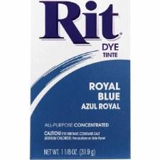 Rit Powder Dye - Royal Blue