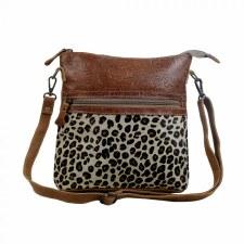 Myra Crossbody Bag- Dynamic Leopard