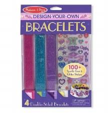Melissa & Doug Design Your Own- Bracelets
