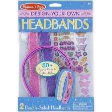 Melissa & Doug Design Your Own- Headbands