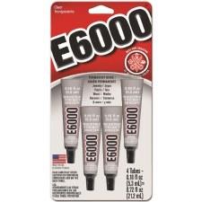 E6000- 4 Pack, .18 oz.