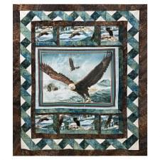 Eagle Quilt Kit