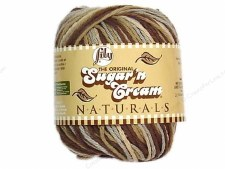 Sugar 'n Cream Yarn- #2046 Earth Ombre Naturals