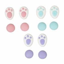 Easter Candy Decorating Kit- Bunny Feet & Tails