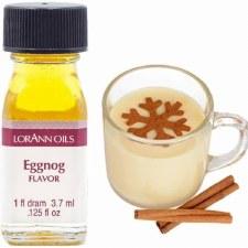 Oil Flavoring, 1fl dram- Eggnog