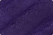 "Cuddle Fleece, 60""- Purples- Eggplant"