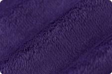 "Cuddle Fleece, 60""- Purples- Eggplant"