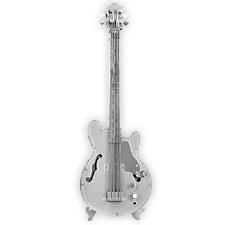 Metal Earth 3D Metal Model Kit- Guitar, Electric Bass