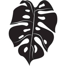 Darice Embossing Folder- Nature- Elephant Leaf