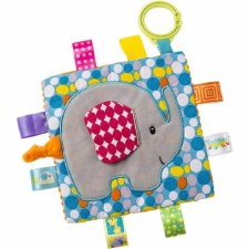 Taggies Crinkle Me Baby Toy- Elephant